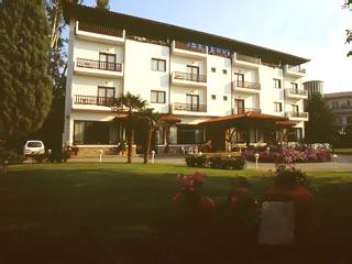Rodopi Hotel - Exterior View