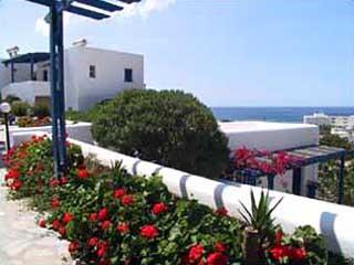 Galini Bungalows Tinos - Exterior View