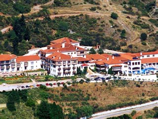 Montana Club Hotel - Panoramic View