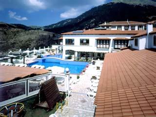 Montana Club Hotel - Swimming Pool