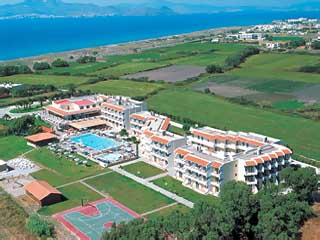 Thalassa Hotel - Panoramic View