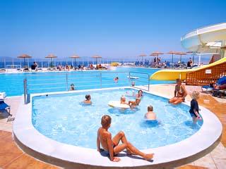 Iberostar Panorama Family Hotel - Swimming Pool
