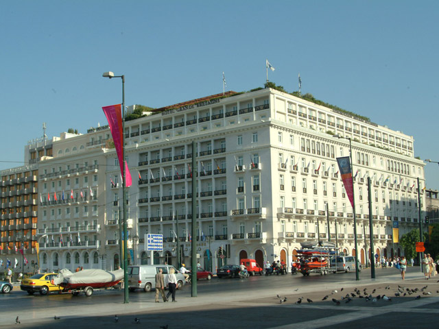 King George Palace Classical Hotel