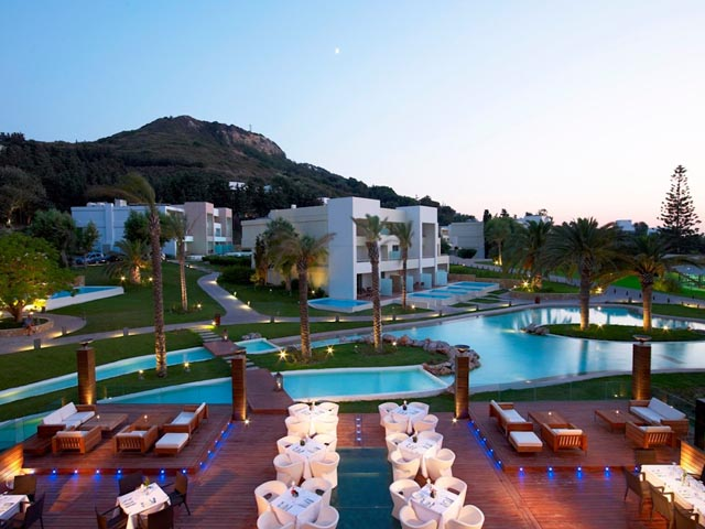 Rodos Palace Resort Hotel & Convention Center: