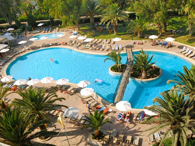 Atlantica Princess Hotel: Panoramic Pool View
