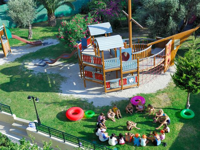 Atlantica Princess Hotel: Kids Area