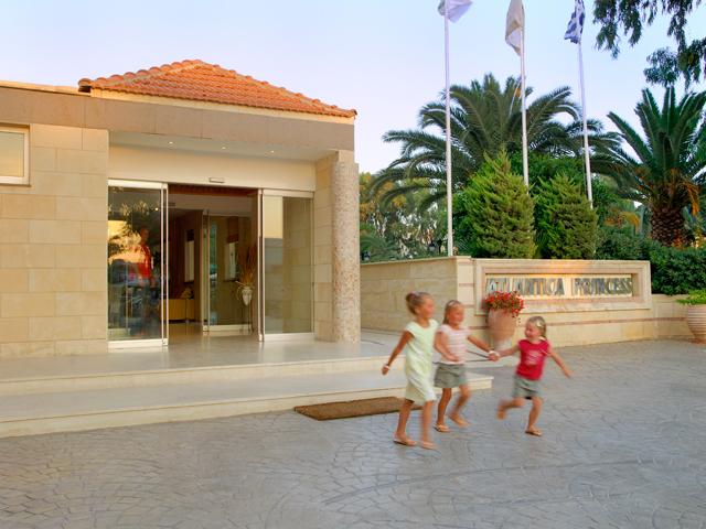 Atlantica Princess Hotel: Entrance