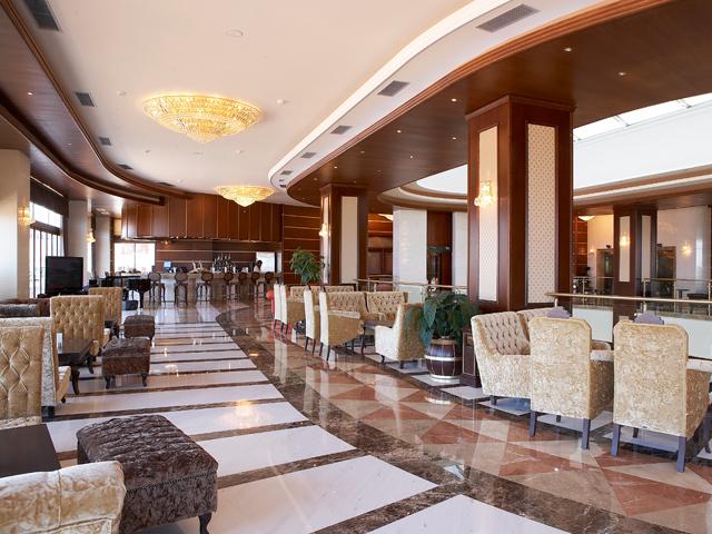 Atlantica Princess Hotel: Lobby