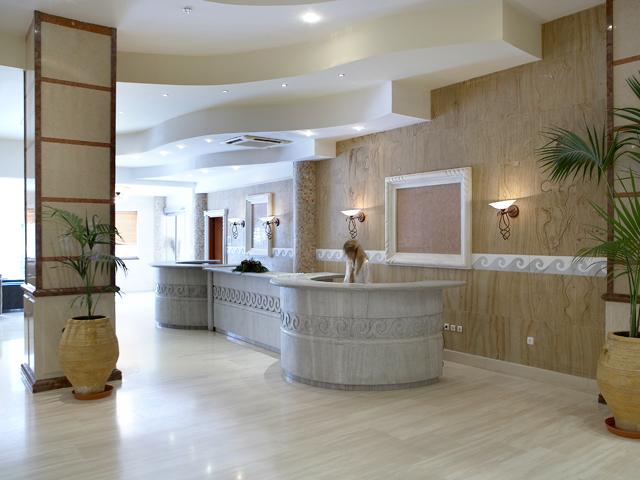 Atlantica Princess Hotel: Reception