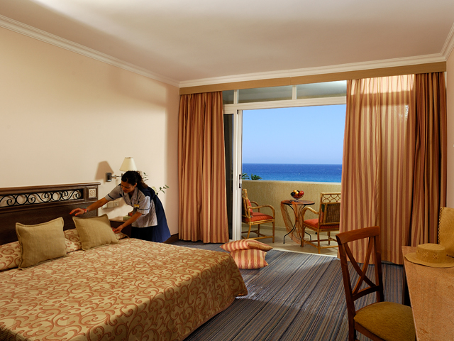Atlantica Princess Hotel: Twin Standard Room
