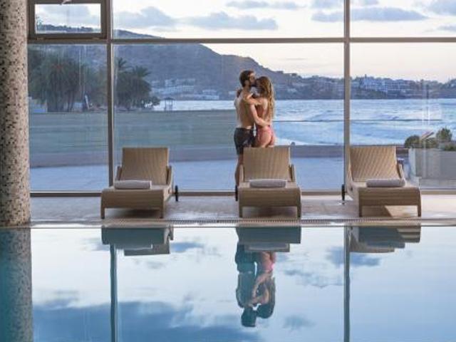 Aktia Lounge Hotel and SPA ( Ex Anthoussa Resort ):