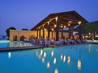 SunPrime Miramare Beach: Olyo Restaurant