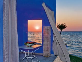 SunPrime Miramare Beach: Terrace of Waterfront Villa