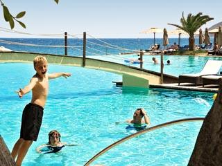 SunPrime Miramare Beach: By the Pool
