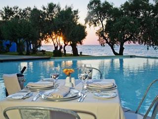 SunPrime Miramare Beach: Olyo Main Restaurant