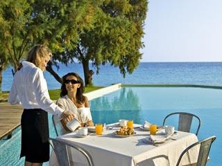 SunPrime Miramare Beach: Main Restaurant