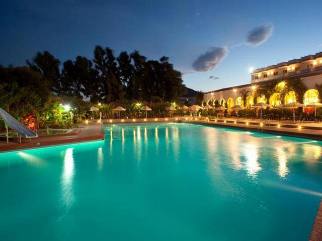 Irene Palace Hotel: