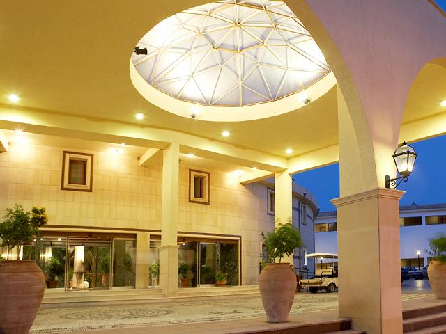 Atlantica Imperial Resort: Entrance