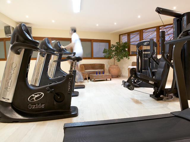 Atlantica Imperial Resort: Gym