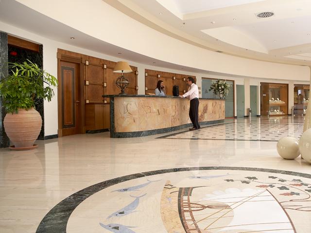 Atlantica Imperial Resort: Reception