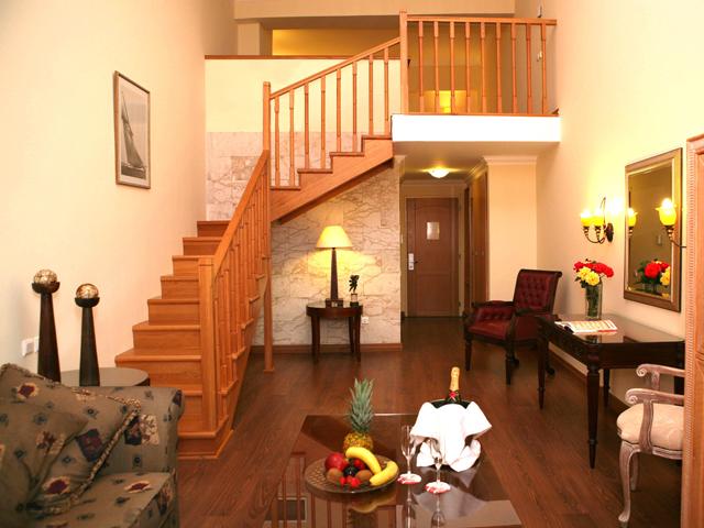 Atlantica Imperial Resort: Imperial Suite