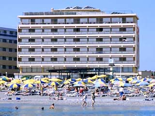 Aquarium View Hotel - Exterior View