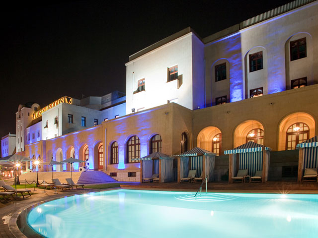 hotel africa rhodos stad