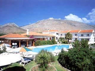Olympia Villa - Exterior View
