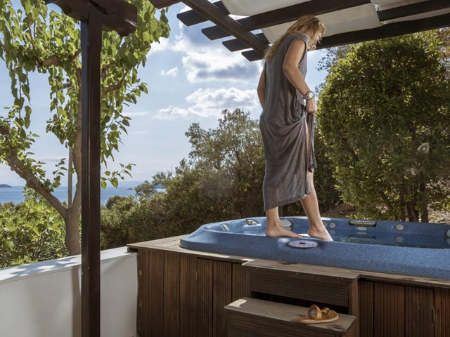 Aegean Suites Hotel: