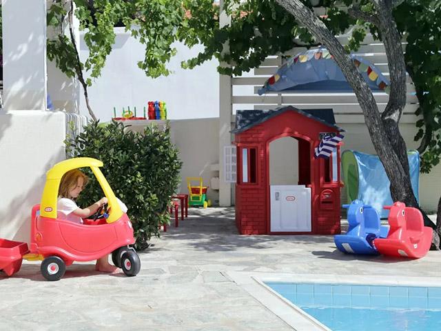Skopelos Village: