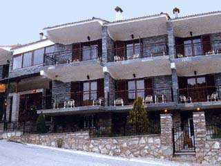 Pertouli Hotel - Image1