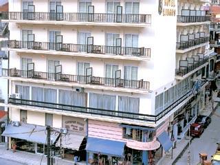 Lingos Hotel - Exterior View