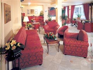 Lingos Hotel - Lobby