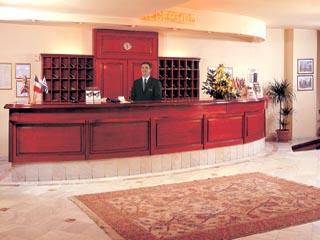 Lingos Hotel - Reception