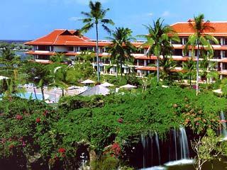 Sheraton Nusa Indah Resort Luxury Hotel In Nusa Dua Bali