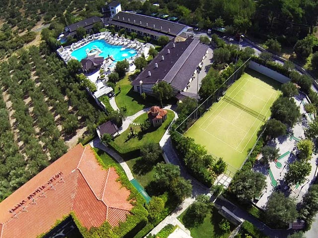 Special Offer for Athena Pallas Village - Book Early for 2018 and save up to 35%!! LIMITED TIME !!