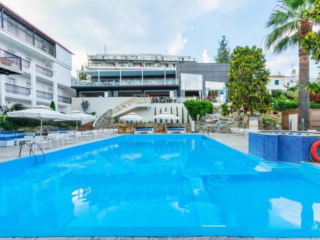 Kriopigi Hotel: