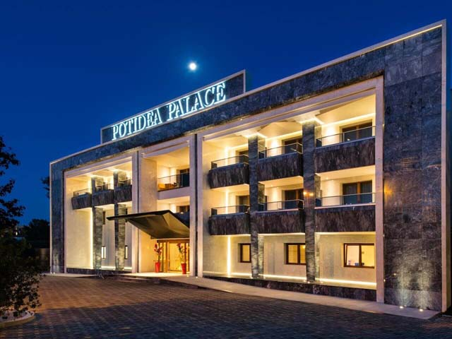 Special Offer for Potidea Palace Hotel - Early Bird for 2020 !! Save up to 40% Reduction !! Limited Time !!