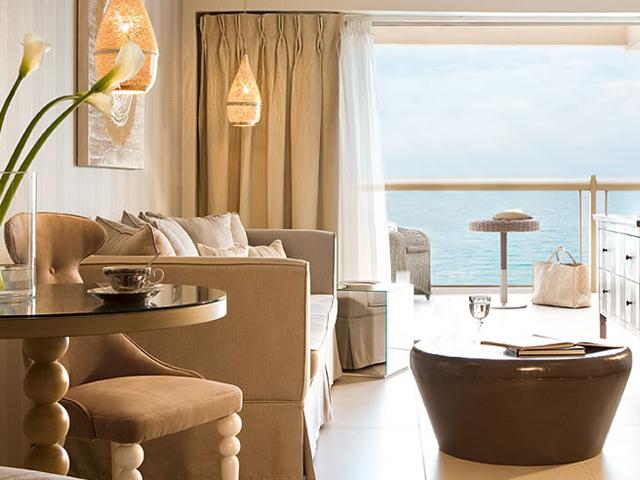 Sani Beach Hotel:
