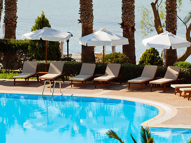 Special Offer for Sani Beach Hotel - Super Early Bird for 2019 up to 35% Reduction !!!
