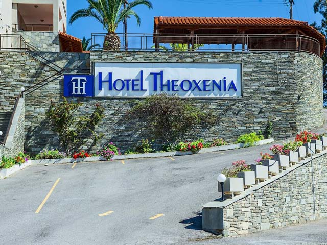 Special Offer for Theoxenia Hotel Ouranoupolis - Early Bird 2019 up to 30% Reduction !!! till 28.02.19 !!!