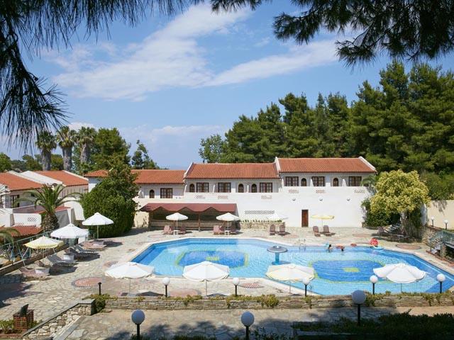 Macedonian Sun Hotel -