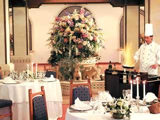 Atlantica Aeneas Hotel: Restaurant