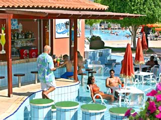 Atlantica Aeneas Hotel: Pool Bar