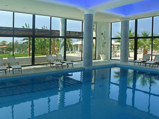 Grecian Park Hotel: Indoor Swimming Pool