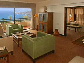 Grecian Park Hotel: King's Suite