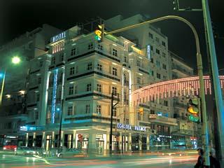 Egnatia Palace Hotel - Exterior View