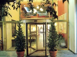 El Greco Hotel - Entrance