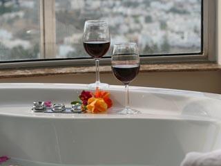 Hawthorn Karaca Resort: Bathroom