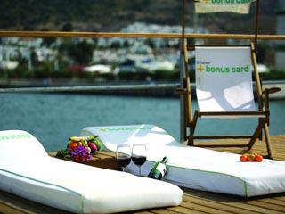 Hawthorn Karaca Resort: Blue point Beach Club